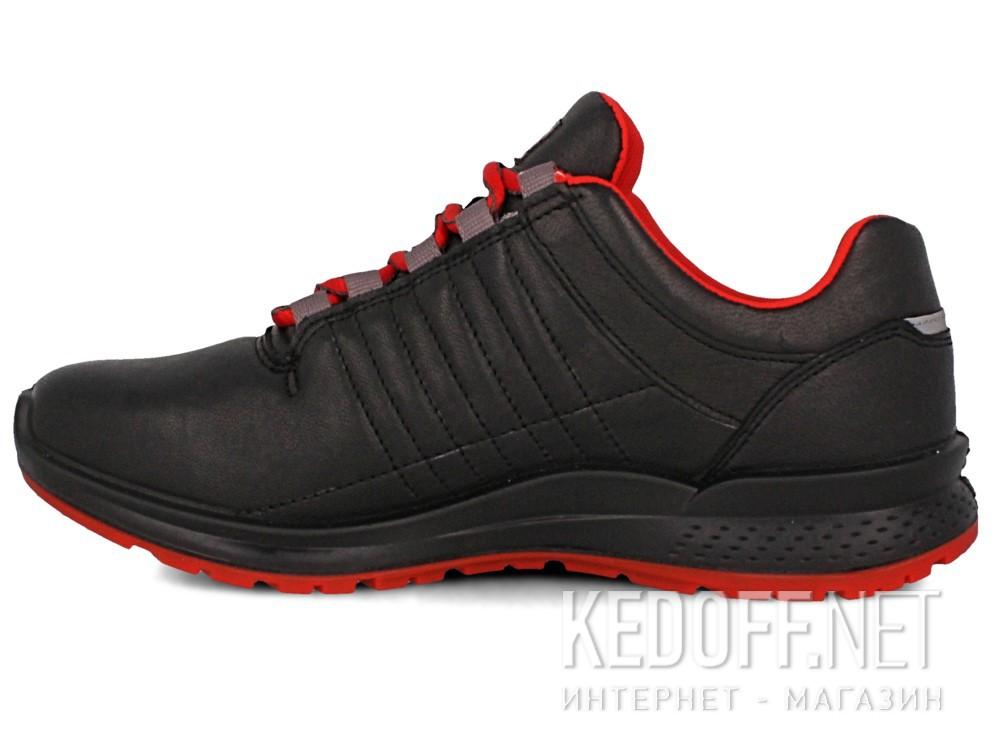 Оригинальные Кроссовки Grisport Ergo Flex 42811-D18 унисекс   (чёрный/красный)