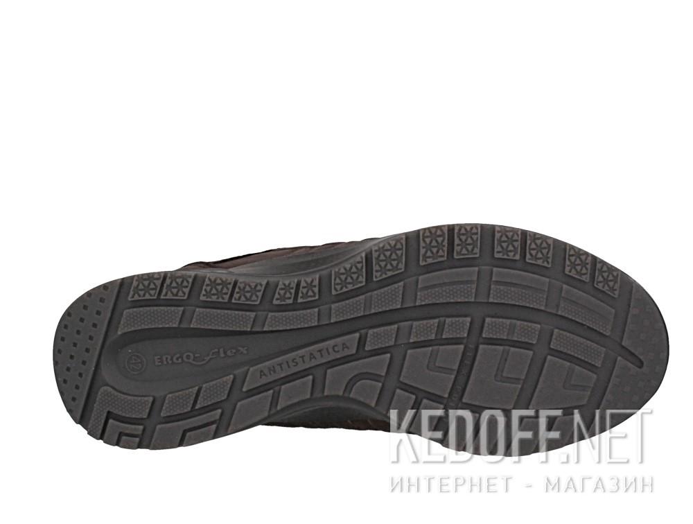 Цены на Мужские кроссовки Grisport Ergo Flex 42811-D24   (тёмно-коричневый)