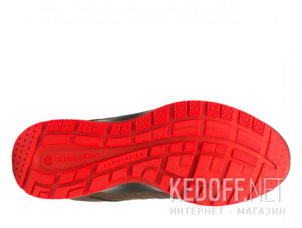 Цены на Кроссовки Grisport Ergo Flex 42811-D18 унисекс   (чёрный/красный)