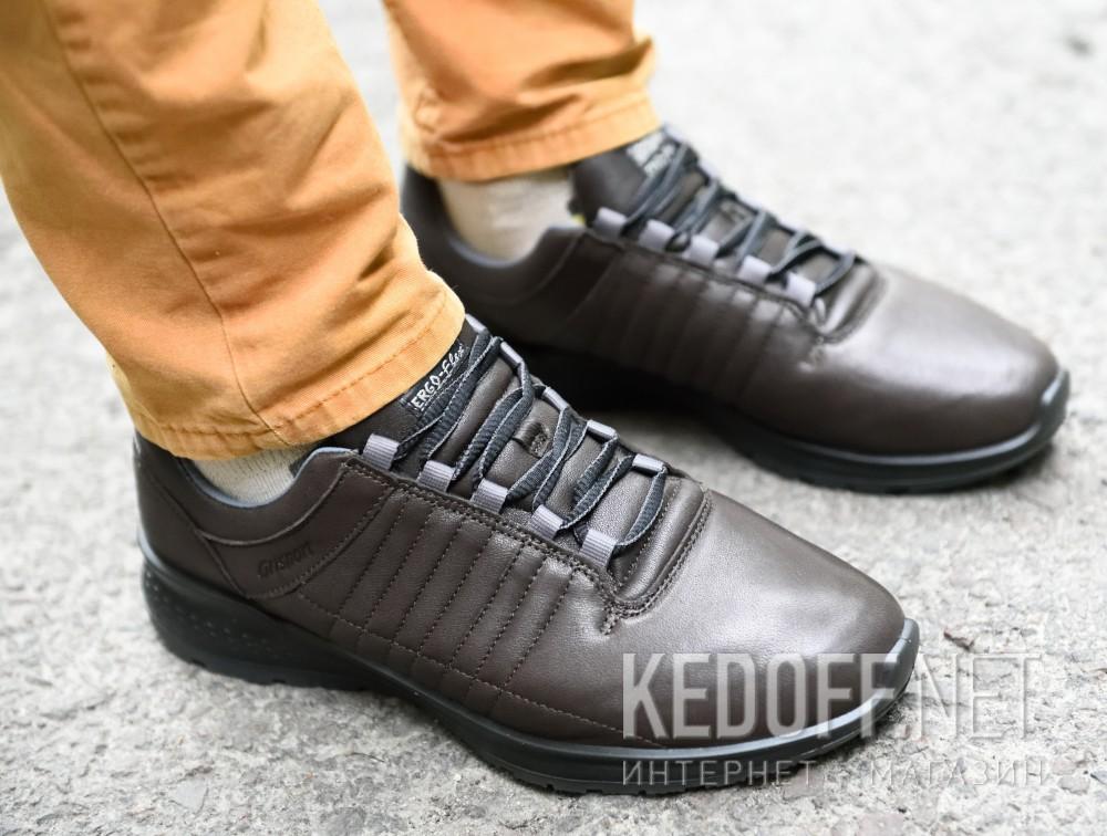 Доставка Мужские кроссовки Grisport Ergo Flex 42811-D24   (тёмно-коричневый)