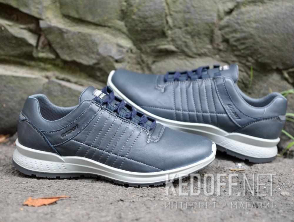 Цены на Мужские кроссовки Grisport Ergo Flex 42811-D33 унисекс   (тёмно-синий/серый)