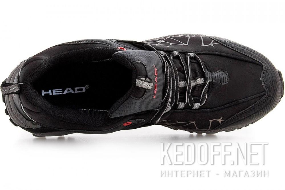 Чоловічі кросівки Head Soft Shell Hv-109-26-01 чорні