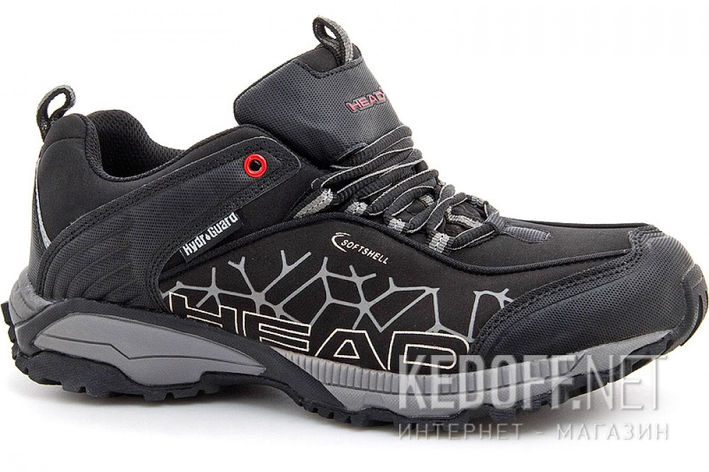 Men's sportshoes Head Soft Shell Hv-109-26-01 Black