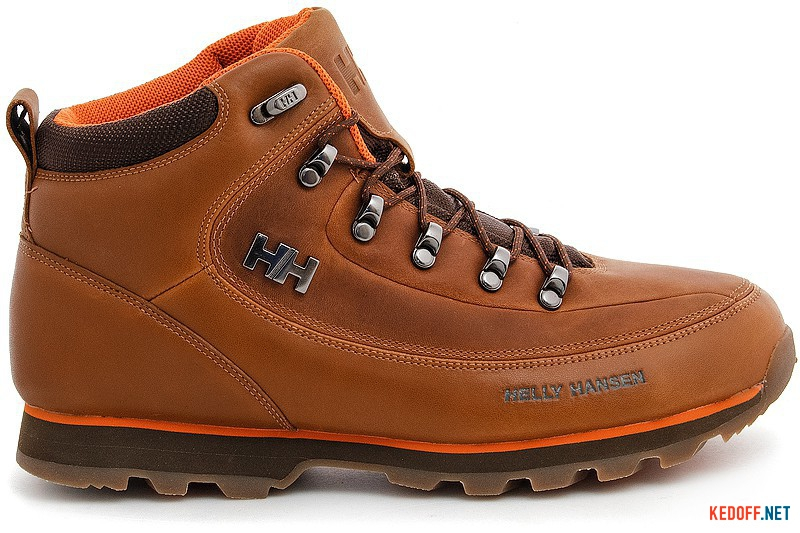 Men's Shoes Helly Hansen The Forester 10513 746 Brown leather