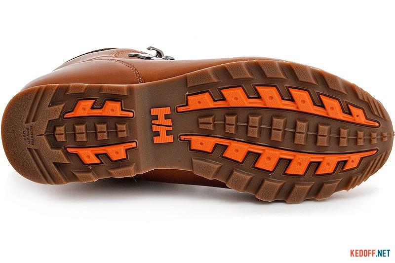 Мужские ботинки Helly Hansen The Forester 10513 746 Коричневая кожа
