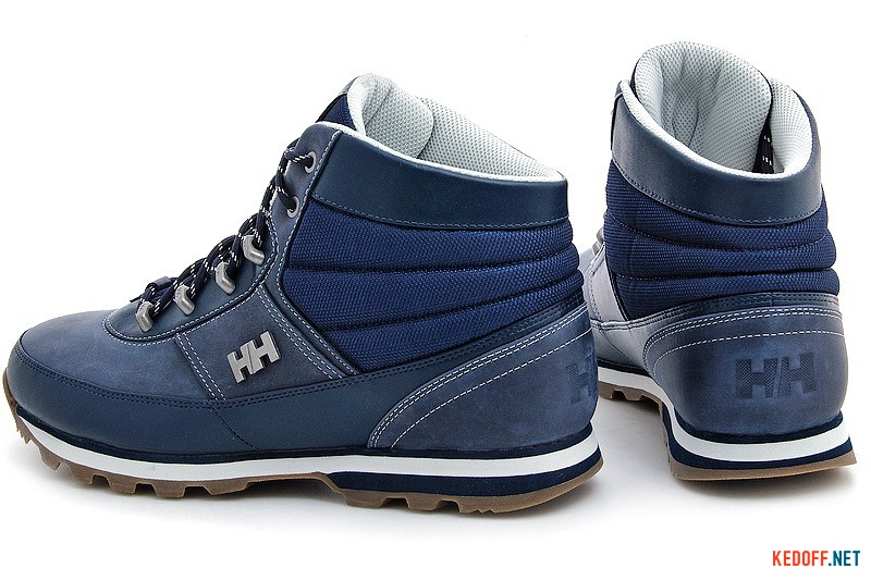 Мужские Helly Hansen Woodlands 10823-597 Синие