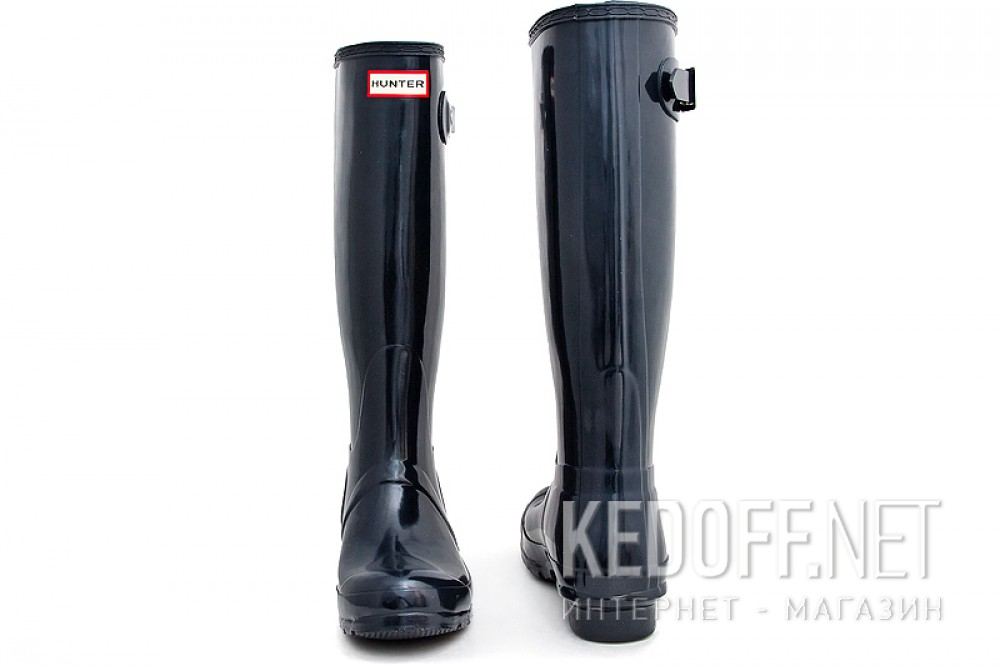 Гумові чоботи Hunter Original Tall Gloss Wft1000rgl-89