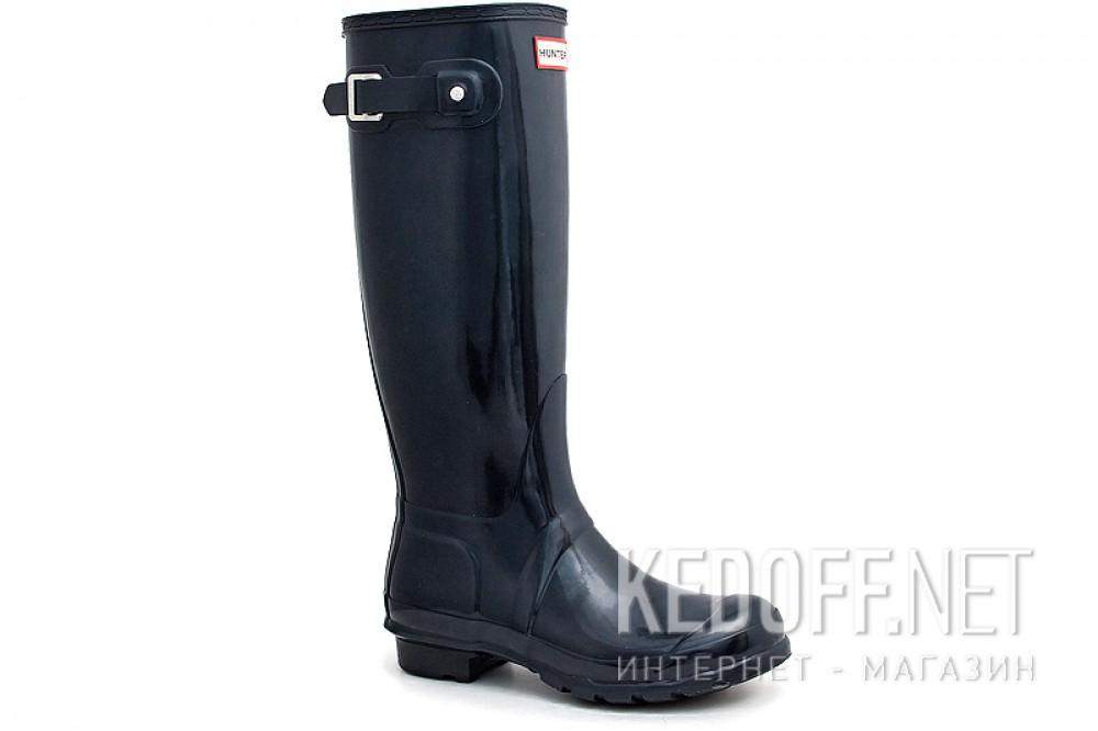 Резиновые сапоги Hunter Original Tall Gloss Wft1000rgl-89