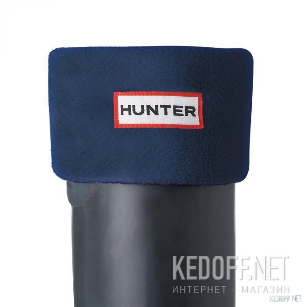 Утеплені панчохи Hunter 23658 Сині