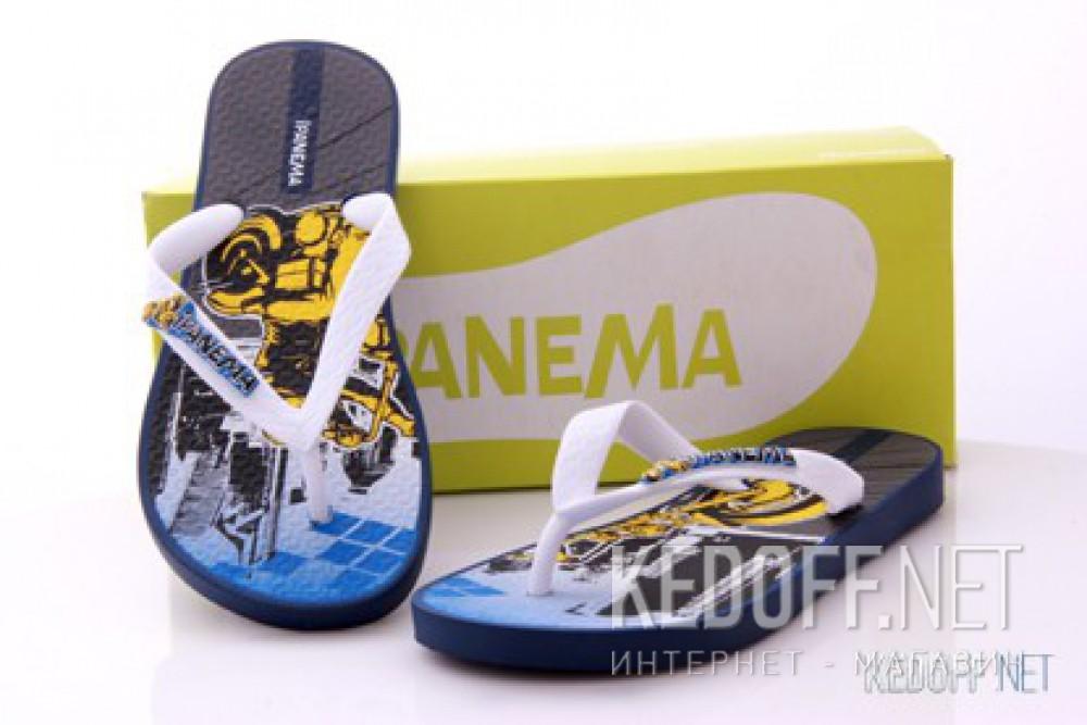 Детская обувь Rider 80633-20247 унисекс   (синий/белый) купить Украина