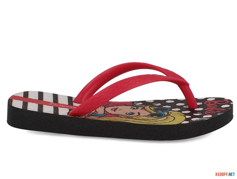 Детская пляжная обувь Ipanema Barbie III Kids 35614-20753   (розовый) купить Украина