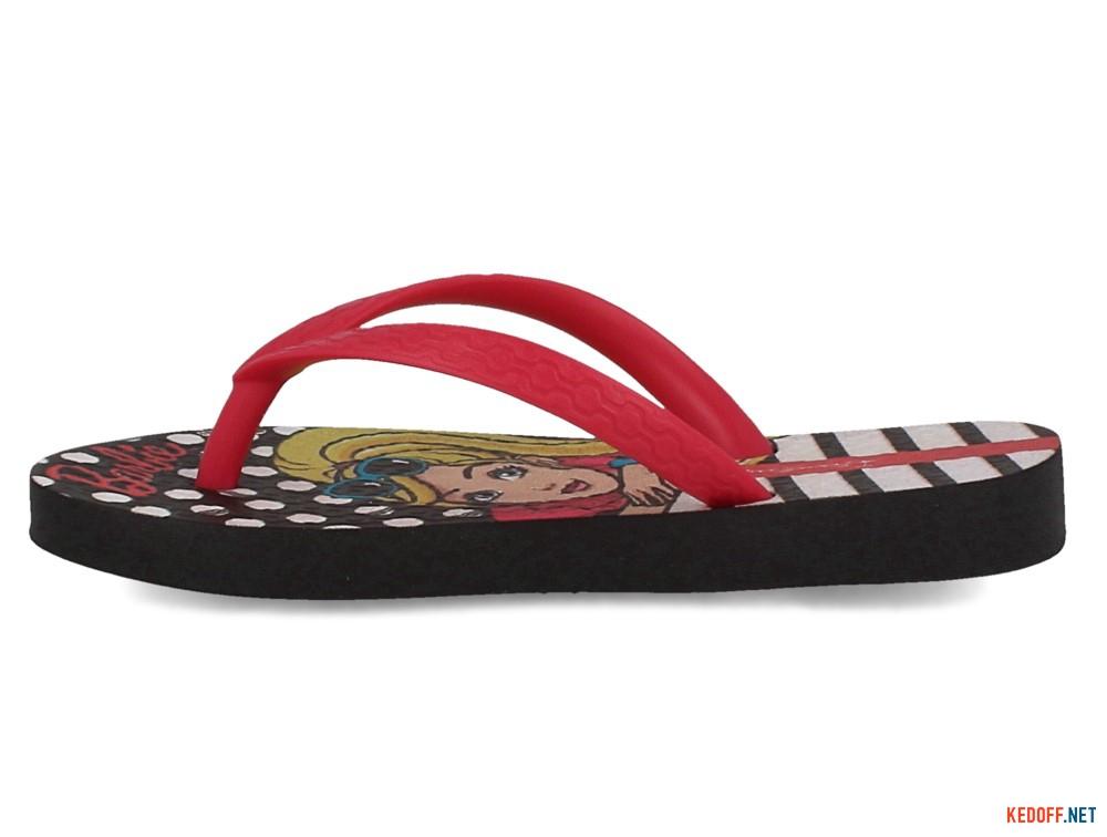 Детская пляжная обувь Ipanema Barbie III Kids 35614-20753   (розовый) купить Киев