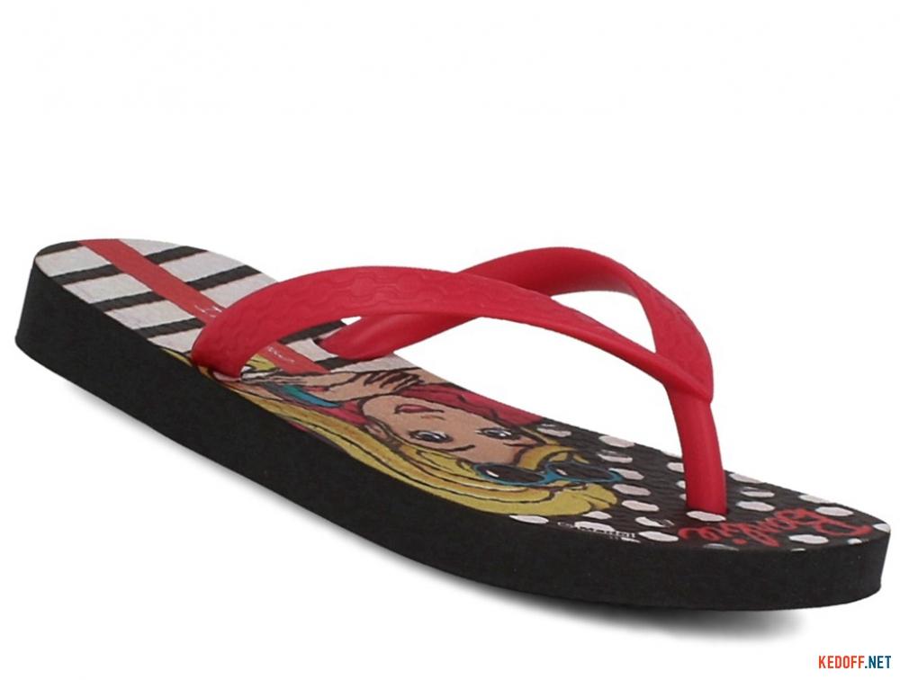 Купить Детская пляжная обувь Ipanema Barbie III Kids 35614-20753   (розовый)