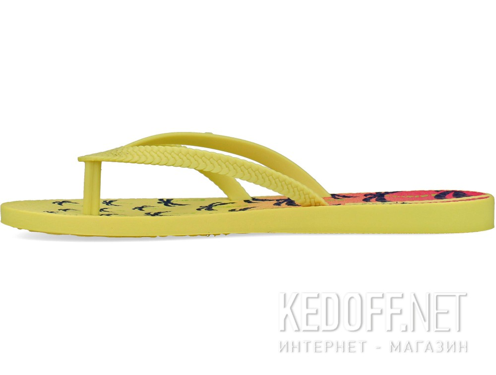 Вьетнамки Ipanema Bossa 25899-21488 (жёлтый) купить Украина