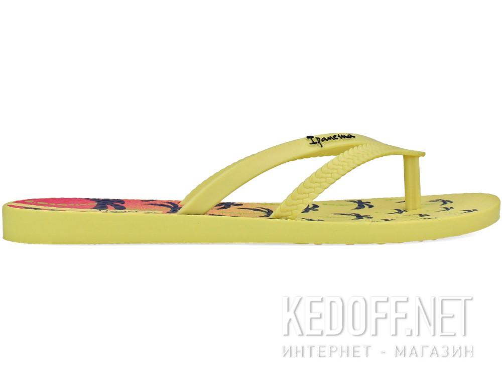 Вьетнамки Ipanema Bossa 25899-21488 (жёлтый) купить Киев