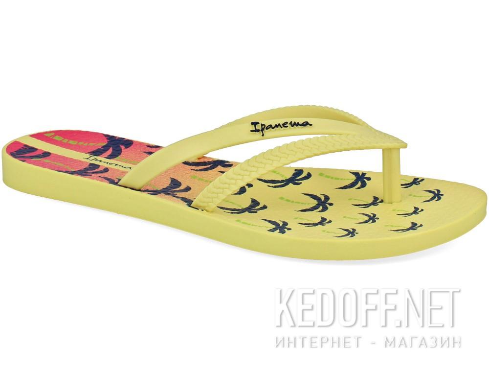 Купить Вьетнамки Ipanema Bossa 25899-21488 (жёлтый)