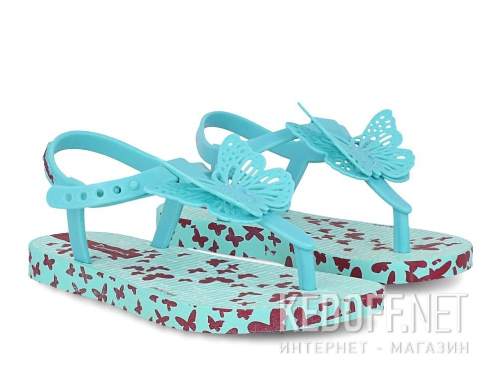 Детские сандалии Ipanema Charm Sandal Iv Kids 81716-20256   (бирюзовый) купить Украина