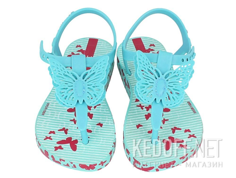 Детские сандалии Ipanema Charm Sandal Iv Kids 81716-20256   (бирюзовый) купить Киев