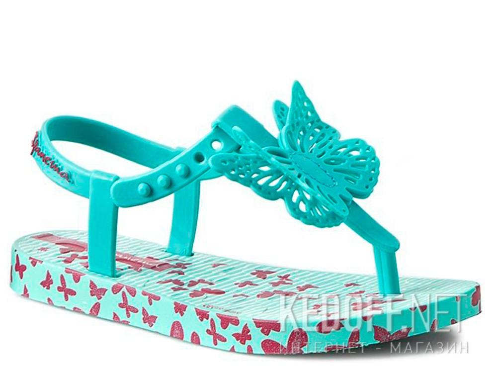 Купить Детские сандалии Ipanema Charm Sandal Iv Kids 81716-20256   (бирюзовый)
