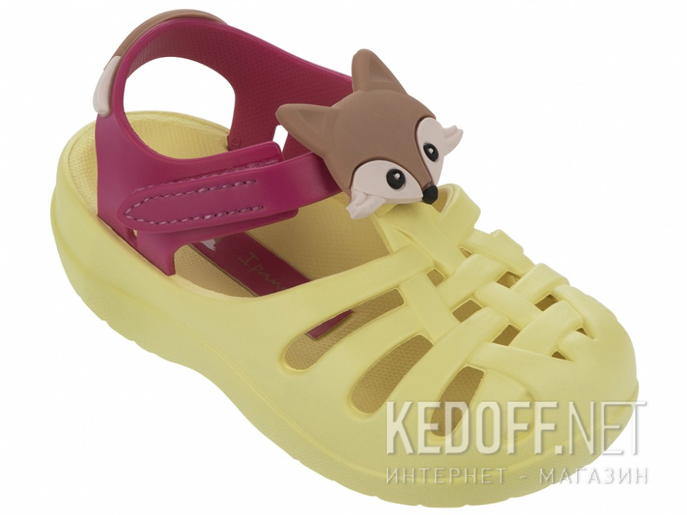 Пляжная обувь Rider 81720-22262 унисекс   (розовый/жёлтый) описание
