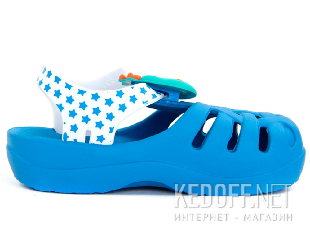 Сандалии Ipanema Summer Iii Baby 81948-23181 унисекс   (синий/белый) купить Киев