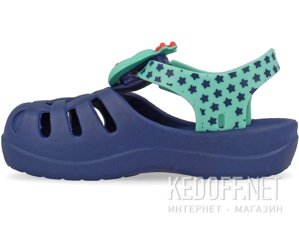 Сандалии Ipanema Summer Iii Baby 81948-23566 унисекс   (тёмно-синий/зеленый) купить Украина