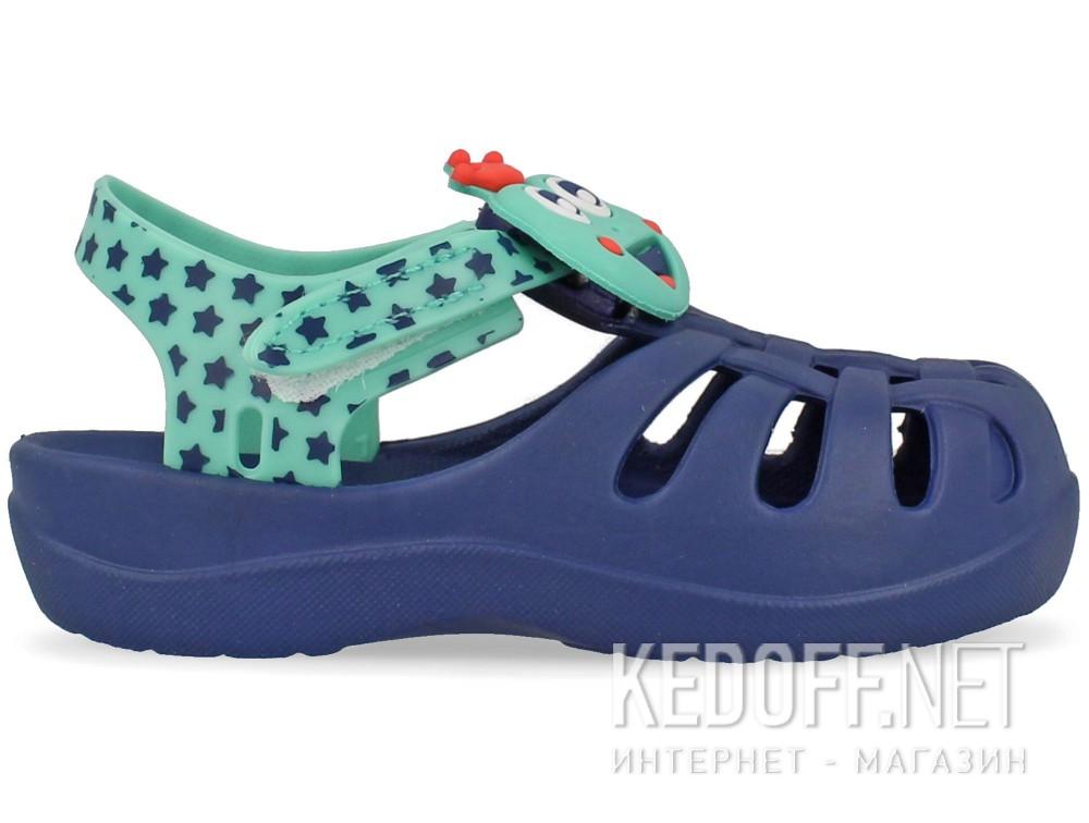 Сандалии Ipanema Summer Iii Baby 81948-23566 унисекс   (тёмно-синий/зеленый) купить Киев