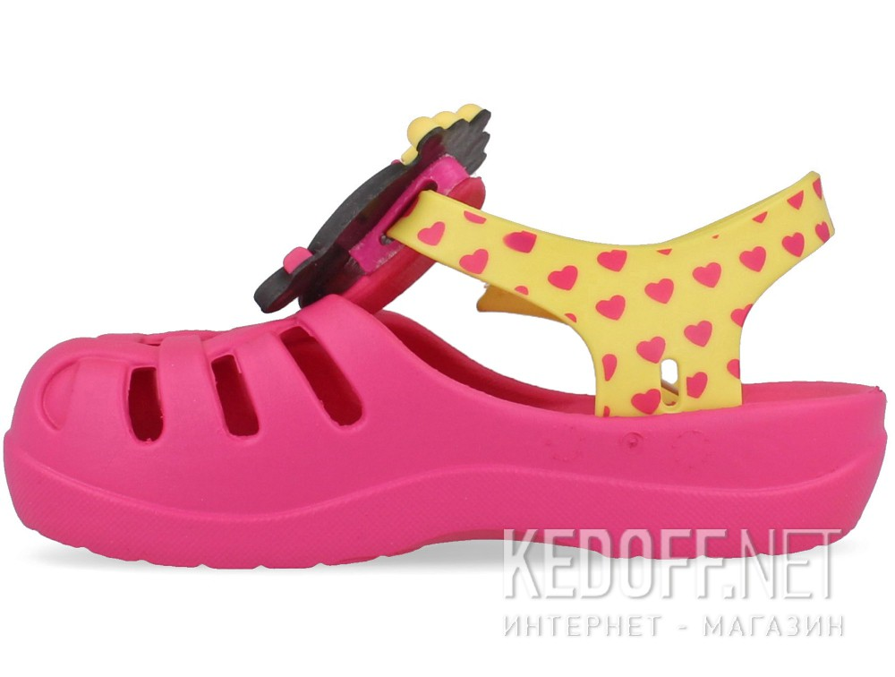 Сандалии Ipanema Summer Iii Baby 81948-24192 унисекс   (розовый/жёлтый) купить Украина