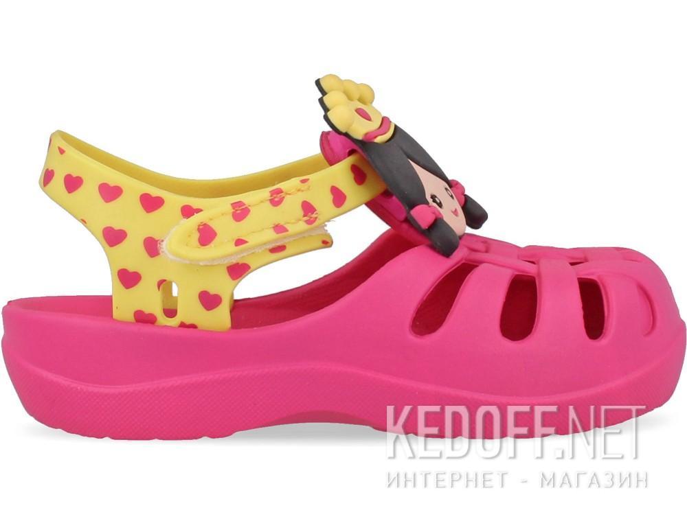 Сандалии Ipanema Summer Iii Baby 81948-24192 унисекс   (розовый/жёлтый) купить Киев