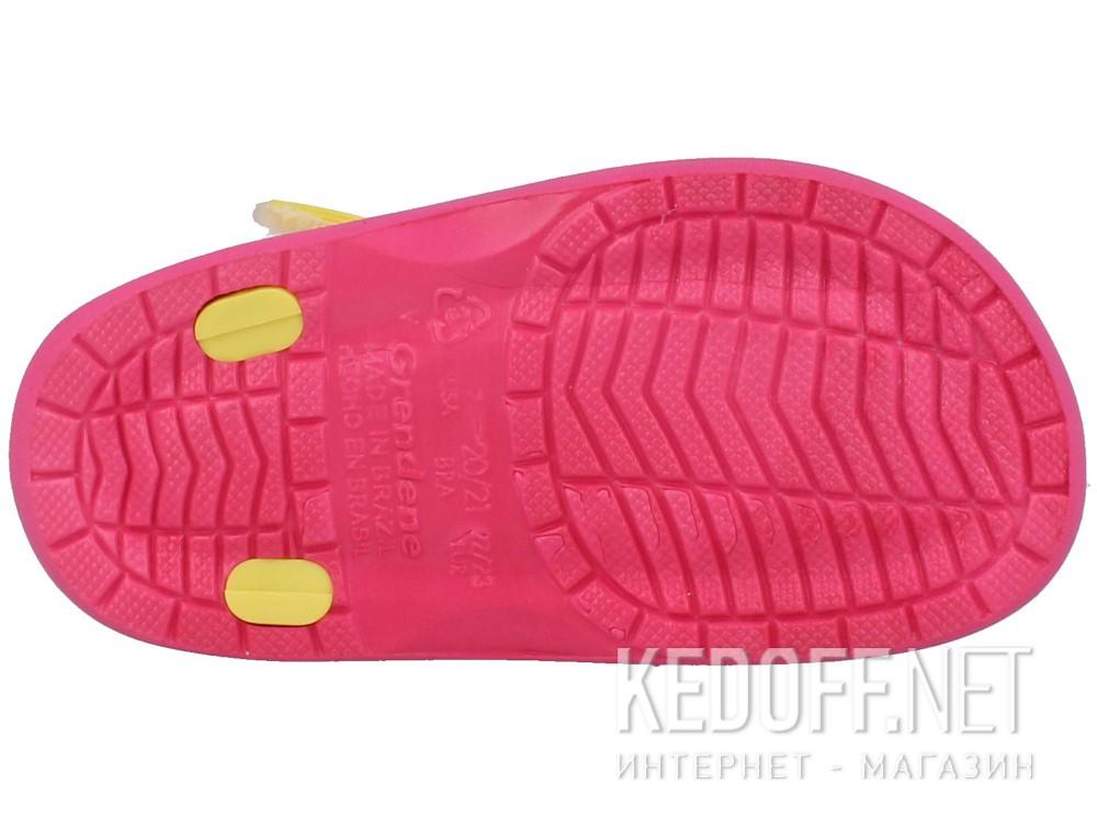 Оригинальные Сандалии Ipanema Summer Iii Baby 81948-24192 унисекс   (розовый/жёлтый)