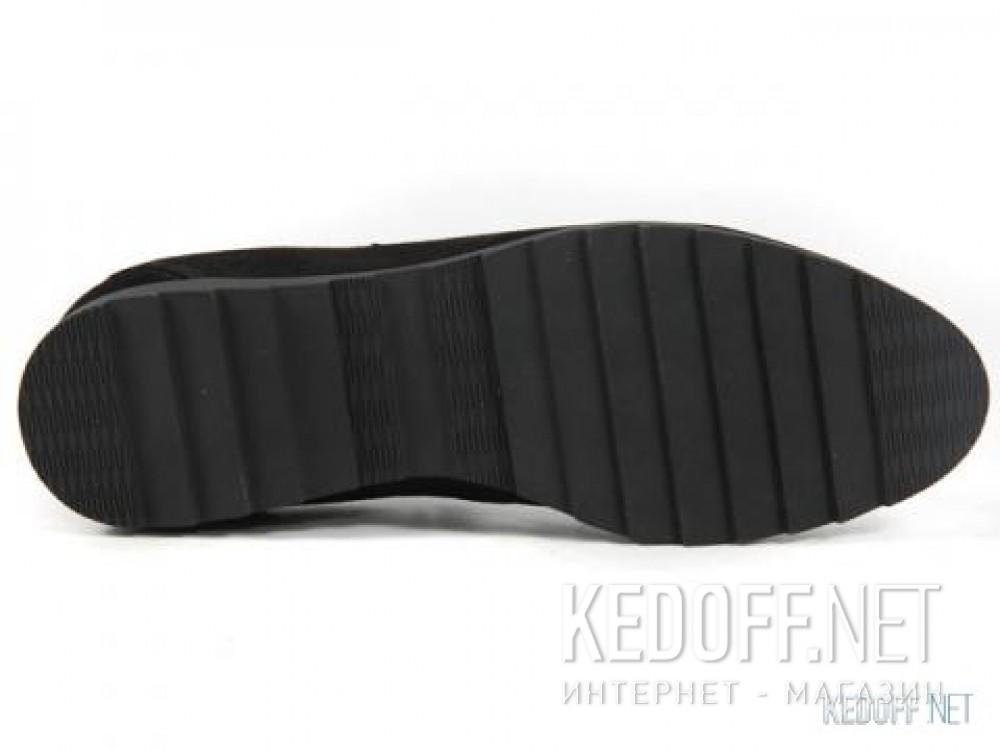 Мужские туфли Subway 342-3358   (чёрный) все размеры