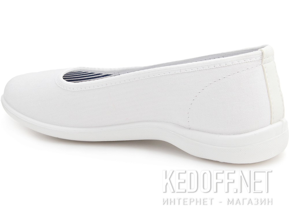 Женские балетки Las Espadrillas Optical Ballet 400816-13Cf