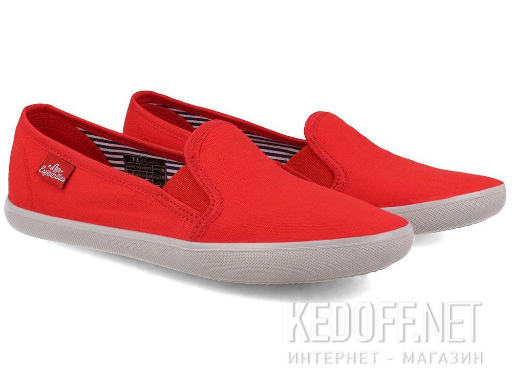 Жіночі балетки Las Espadrillas LE003-47 Lacoste Red купити Україна