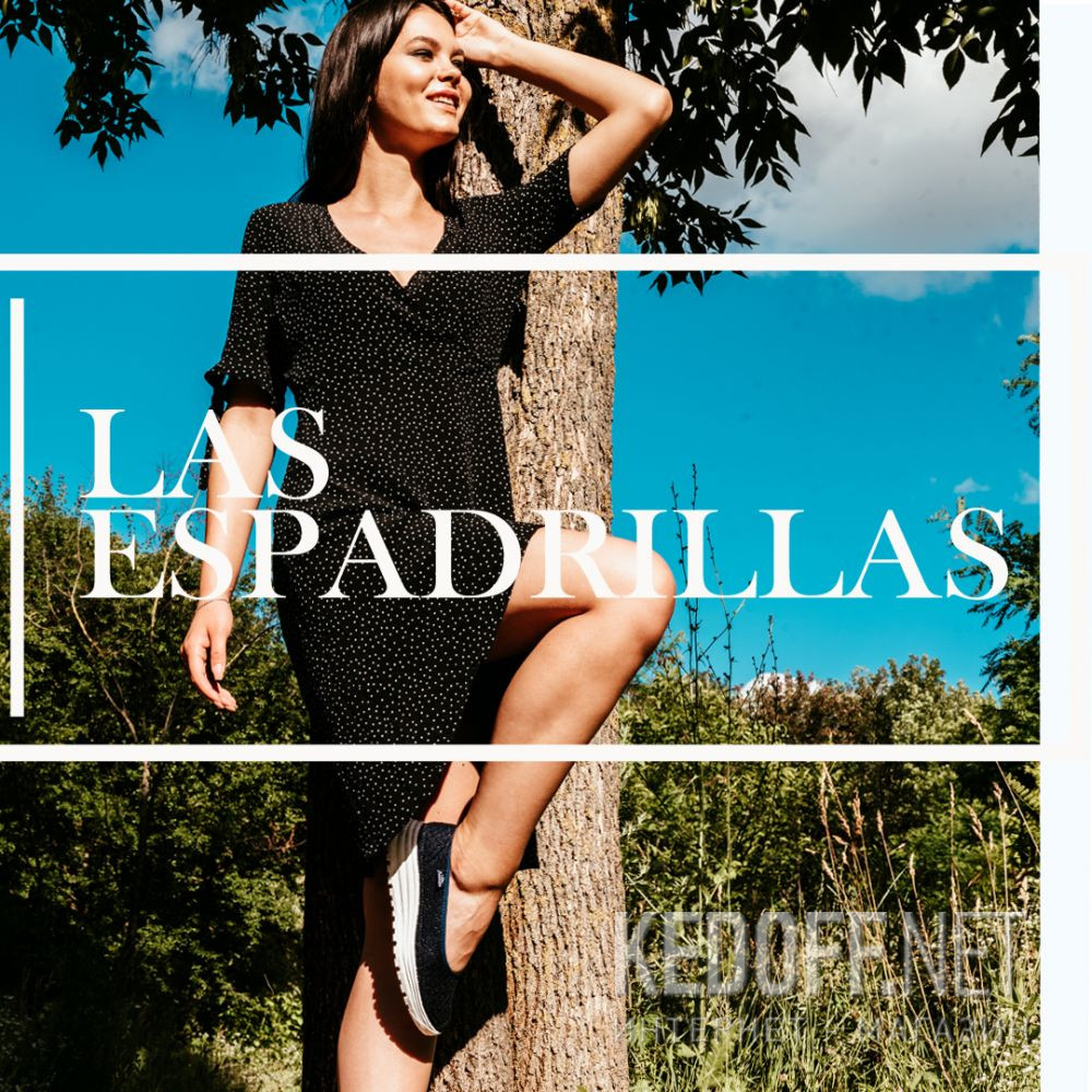 Женские балетки Las Espadrillas Mesh 2622-89 все размеры
