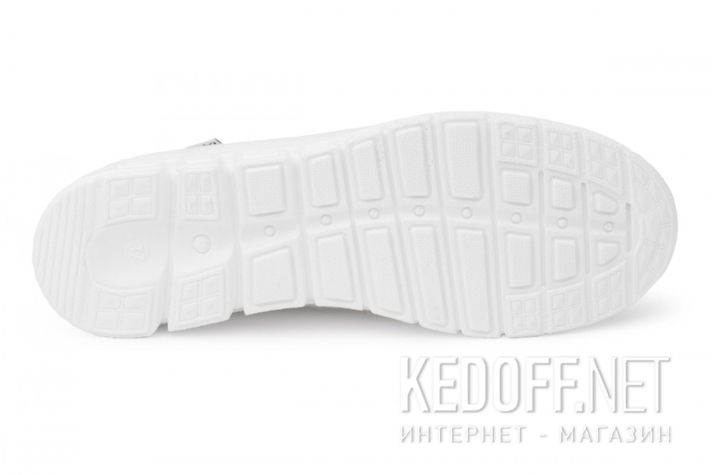Спортивные балетки Las Espadrillas Motion Foam 22635-13 Optical White