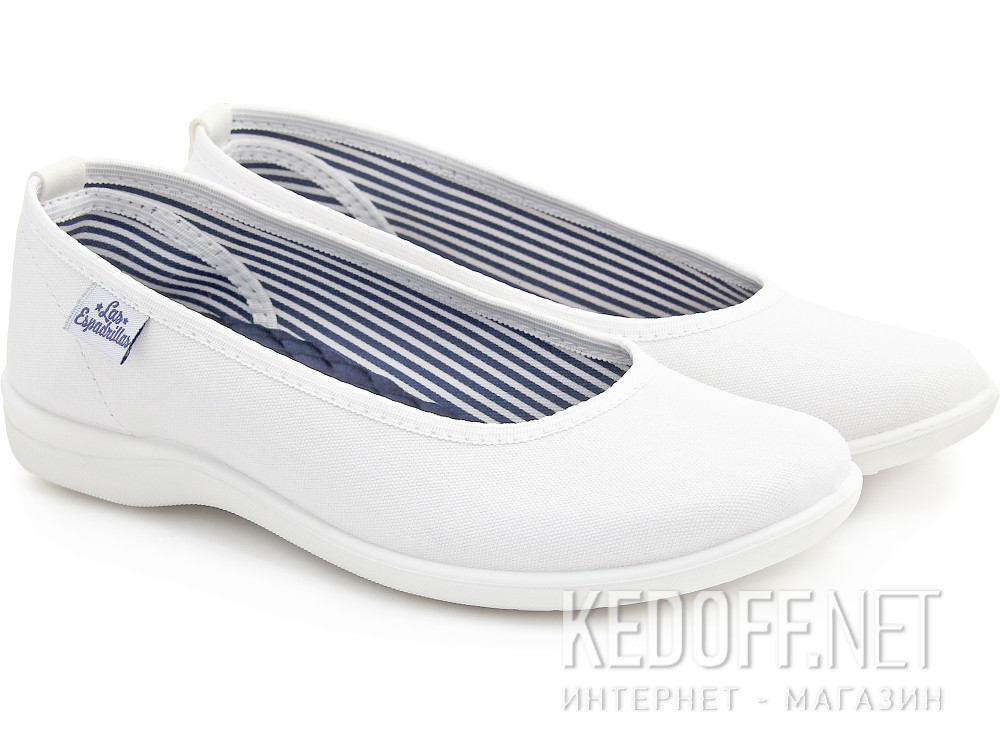 Жіночі балетки Las Espadrillas Optical Ballet 400816-13Cf