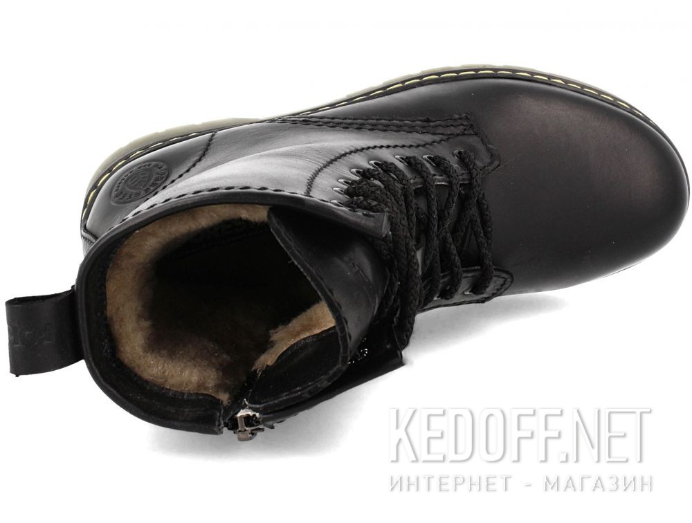 Ботинки Forester Serena Black Zip 1460-27 все размеры
