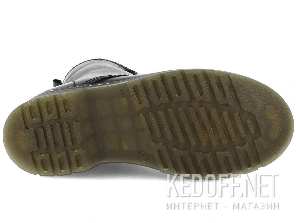 Доставка Ботинки Forester Serena Black Zip 1460-27