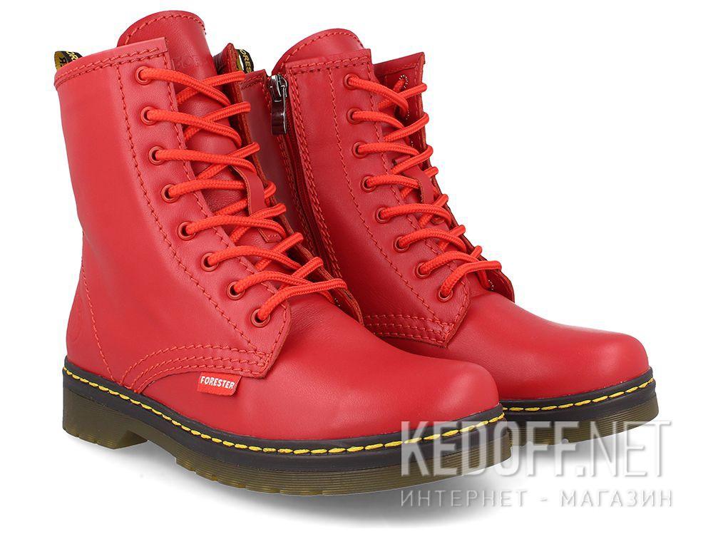 Женские ботиночки Forester Serena Red 1460-47 купить Украина