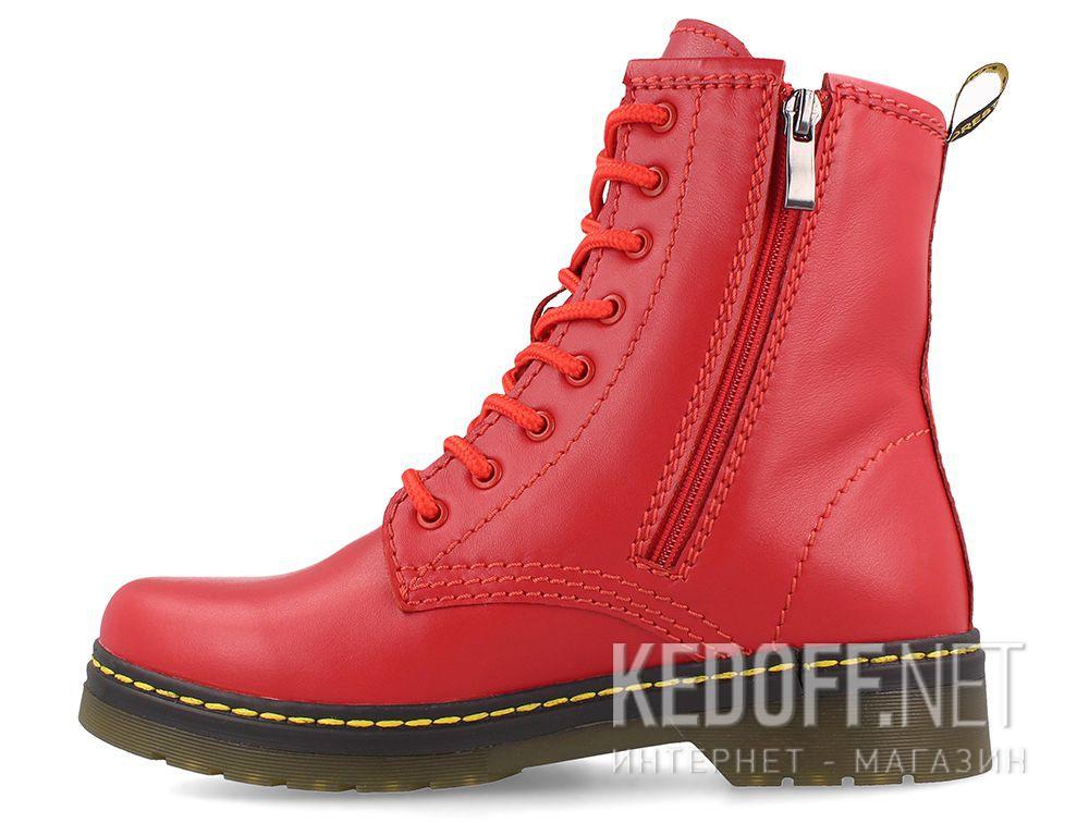 Оригинальные Женские ботиночки Forester Serena Red 1460-47