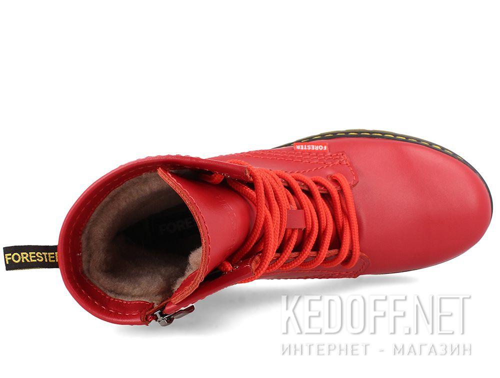 Цены на Женские ботиночки Forester Serena Red 1460-47
