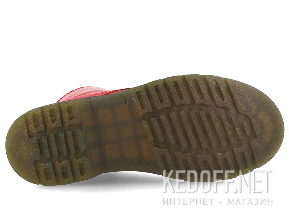 Женские ботиночки Forester Serena Red 1460-47 все размеры