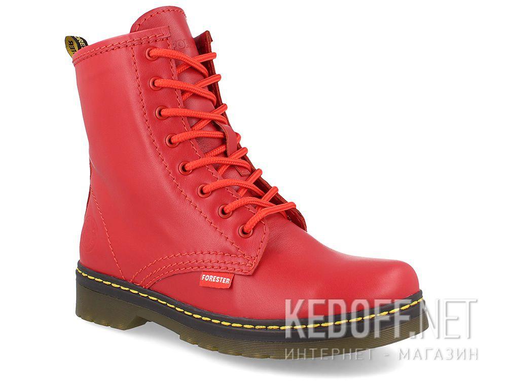 Купить Женские ботиночки Forester Serena Red 1460-47