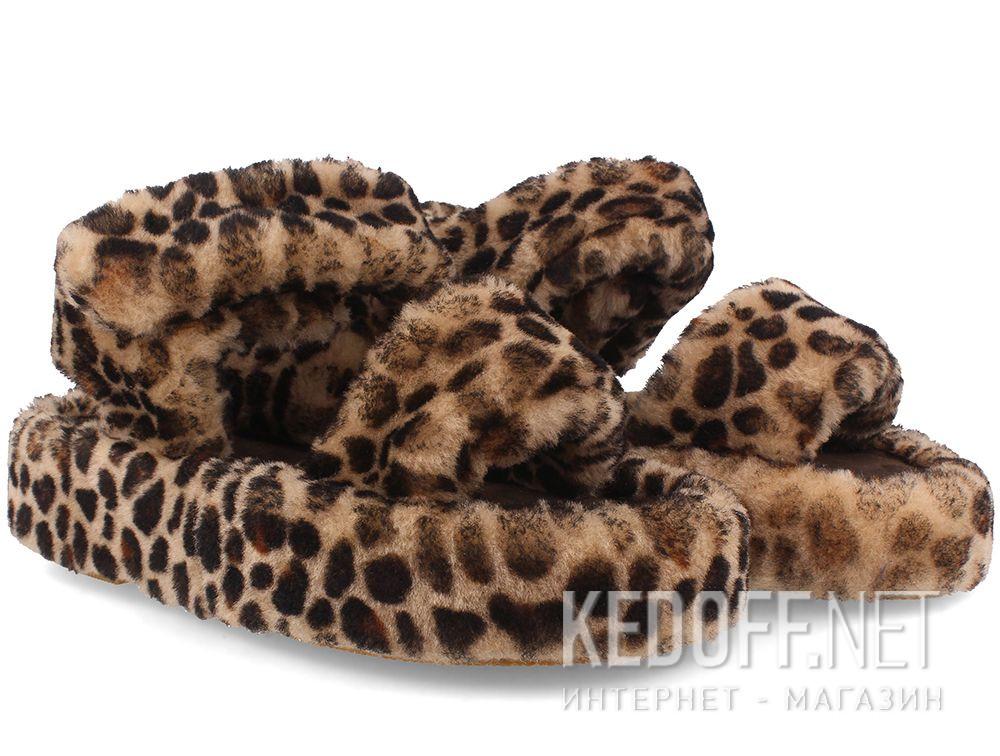 Жіночі босоніжки Forester Fur Sandals 1095-2145 купити Україна