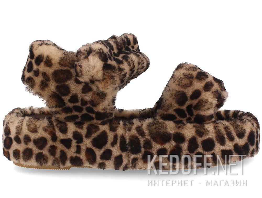 Жіночі босоніжки Forester Fur Sandals 1095-2145 купить Киев