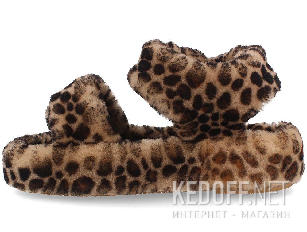Оригинальные Жіночі босоніжки Forester Fur Sandals 1095-2145