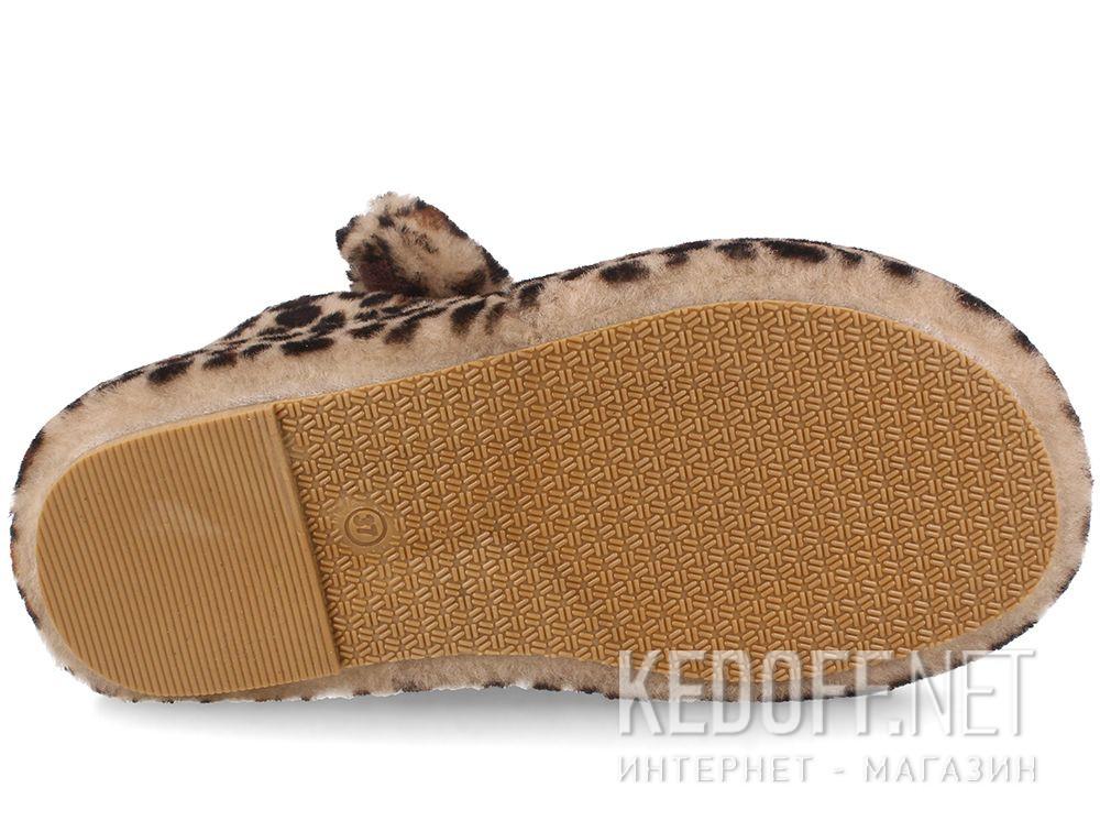 Цены на Жіночі босоніжки Forester Fur Sandals 1095-2145