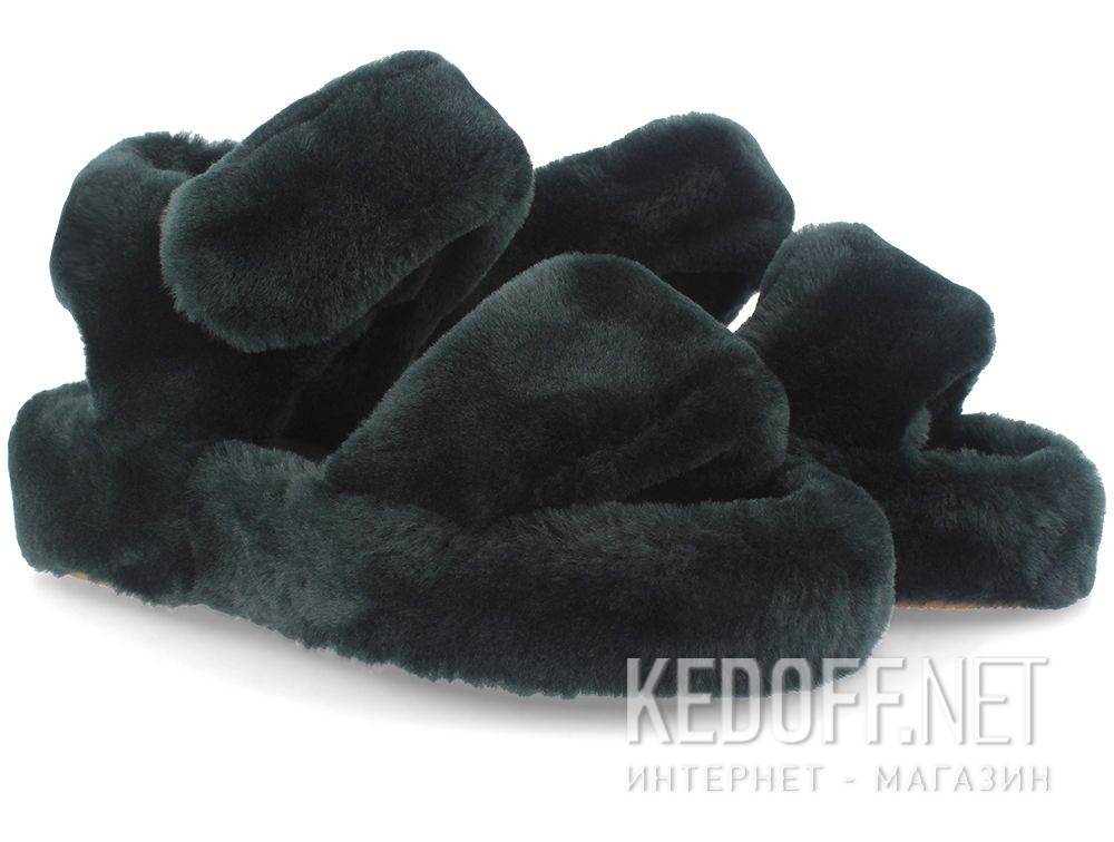 Жіночі босоніжки Forester Fur Sandals 1095-22 купити Україна