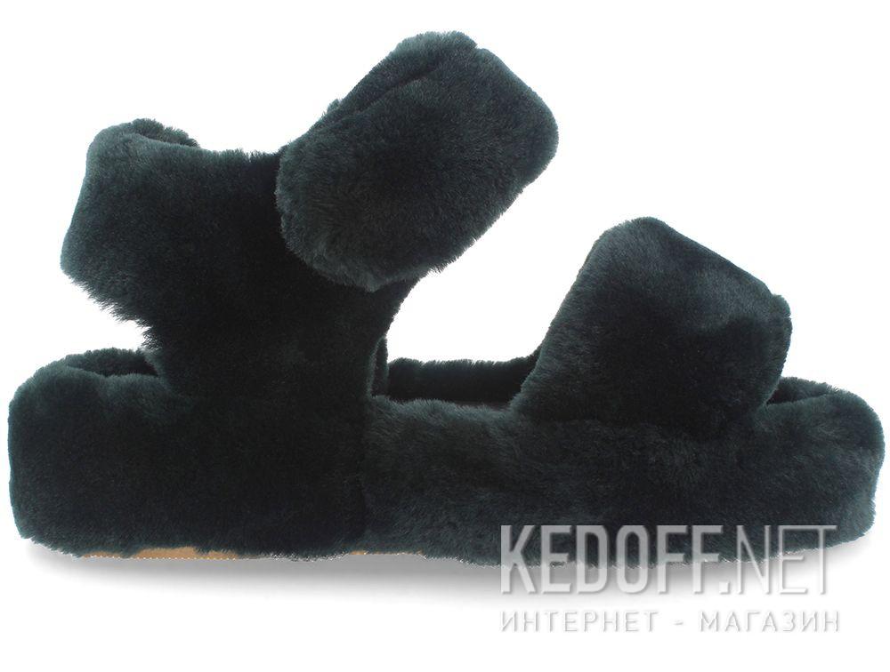 Жіночі босоніжки Forester Fur Sandals 1095-22 купить Киев