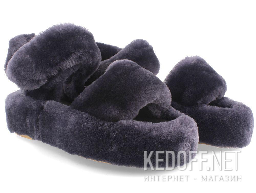 Жіночі босоніжки Forester Fur Sandals 1095-237 купити Україна